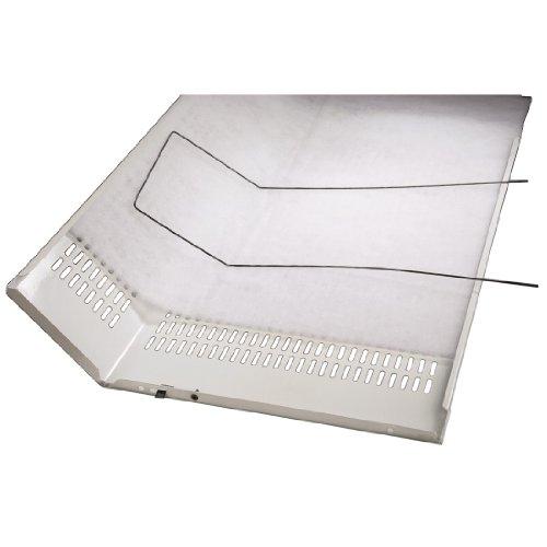 Xavax 00110831 Filtre en fibres pour hotte aspirante Lot de 2 : 2X 57X47 cm (114x47cm)
