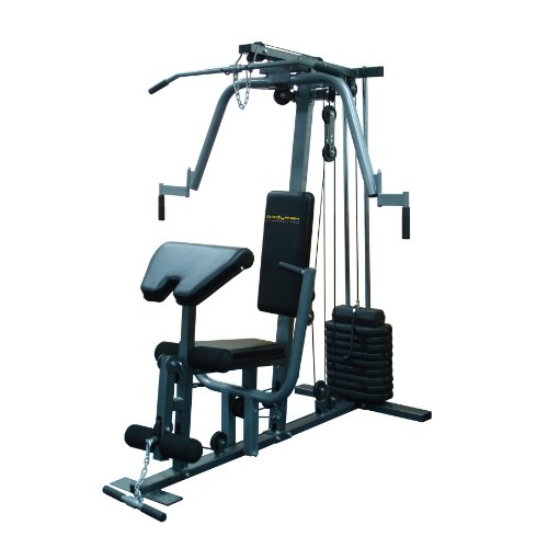 Bodymax Fitness Strength Trainer Multi Gym - Silver