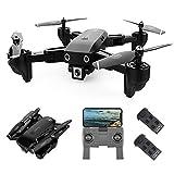 Goolsky CSJ S166 GPS Drone con Fotocamera 1080P Seguimi Ritorno Automatico Home...
