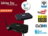 Best Hd Satellite Receivers - STC H-700 FTA DVB S2 Set Top Box Review