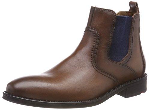 LLOYD Herren Gallo Chelsea Boots, Braun (Tobacco 3), 40 EU