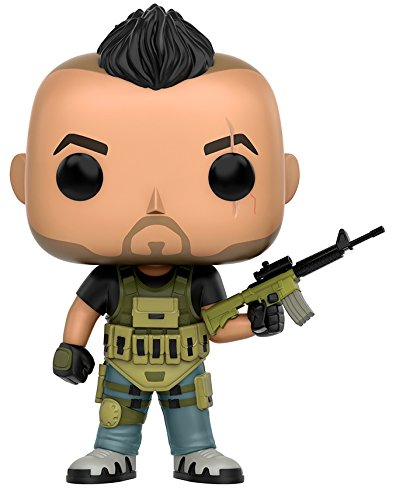 Funko - Figurine Call Of Duty - John Soap Mactavish Pop 10cm - 0889698118491