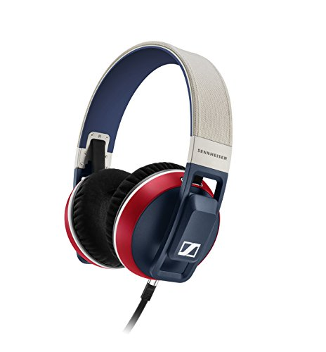 Sennheiser URBANITE XL - Auriculares de diadema cerrados (compatible iPhone/iPod/iPad), nation