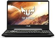 "Asus TUF Gaming Laptop, 15.6"" 120Hz FHD IPS-Type, AMD Ryzen 5-3550H, GeForce RTX 2060, 16GB DDR4, 512GB PCIe S"