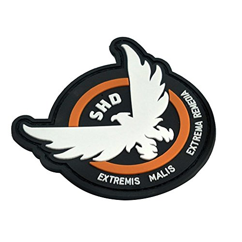Junyee Die Abteilung SHD Wings Airsoft Patch Tactical Badge