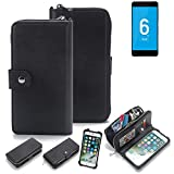 K-S-Trade Vernee Mars Pro 4G Mobile Phone Case & Wallet