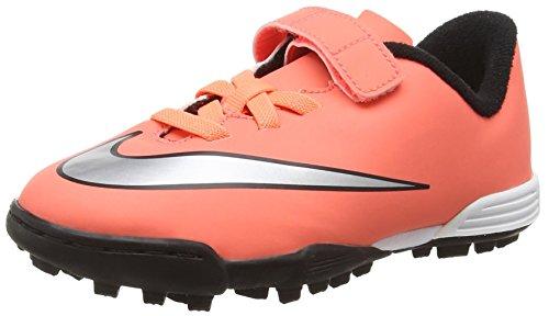 Nike Mercurial Vortex II (V) TF, Chaussures de Football Mixte Enfant