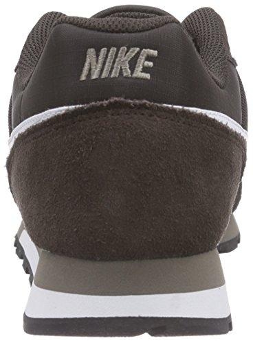 NikeMd Runner 2 - Scarpe Running Uomo Marrone (Braun (Velvet Brown/White-Cave Stone))