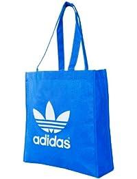 Adidas AC Trefoil E41588 Shopping Bag bluebird/white