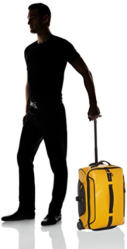 Samsonite Paradiver Light Duffle mit Rollen 55/20 Strictcabine, 55 cm, 48,5 L, Gelb(YELLOW) - 9