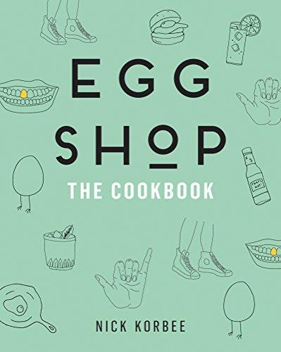 Egg Shop: The Cookbook (English Edition)