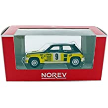 Norev 319226 – 5turbo – Renault 5 Turbo Rally (escala ...