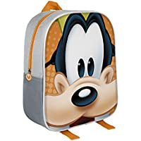 Disney 2100001597 31 cm Goofy 3D Effect Junior Backpack