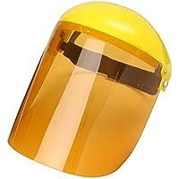 Desconocido Generic Anti Splash Face Visor PVC Mã¡Scara Protectora del Escudo Que suelda la Mã¡Scara de la Soldadura