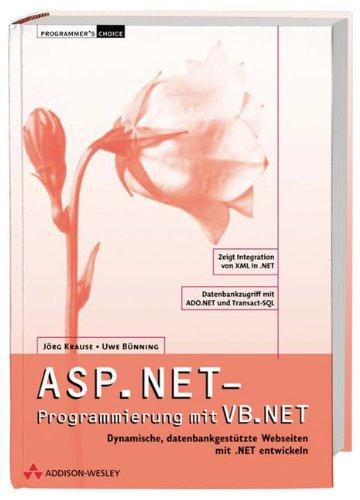 aspnet-programmierung-mit-vbnet-dynamische-datenbankgesttzte-webseiten-mit-net-entwickeln-netcom