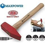 Maxpower Ahşap Saplı Çekiç 500gr