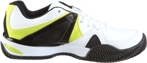 Wilson Trance Impact WRS982500065 Herren Sportschuhe - Tennis Weiss/White/Black/Lime