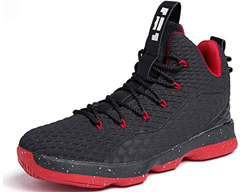 SINOES Basketballschuhe Jungen Turnschuhe Kinder Sportschuhe Mädchen Laufschuhe Outdoor Schuhe