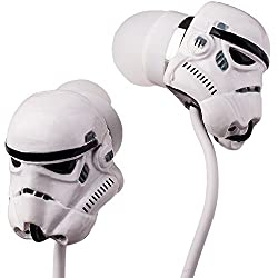 Disney Star Wars Stormtrooper Earbuds In-ear Headphones