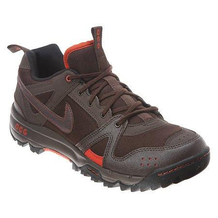 Nike ,  Scarpe da camminata ed escursionismo uomo braun (DarkCinder/DrgnRed-Brly-223)