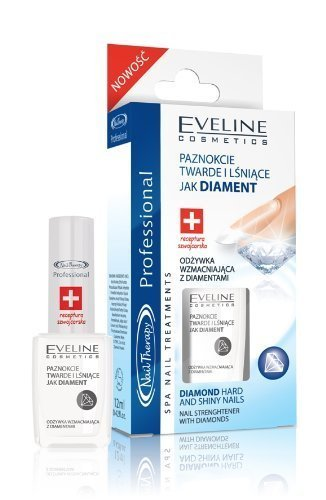 Eveline Cosmetics Therapy for Hard und Shiny Nails, 1 Stück -