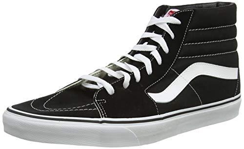 Vans Herren U SK8-HI High-Top Sneaker,Schwarz (Black), 41 EU -