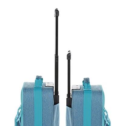 LSSIG-Kinderkoffer-Trolley-Kindergepck-Reisekoffer-mit-Teleskopgriff-und-RollenKids-Trolley-about-friends