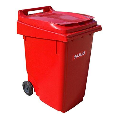 *Sulo Mülltonne 360 Liter, rot*