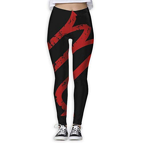 Deglogse Yogahosen, Trainingsgamaschen,Scorpio Zodiac Women's Compression Pants Sports Leggings Tights Baselayer Trousers for Yoga&Fitness
