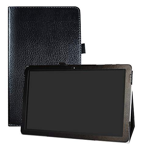 """Feature: Específicamente diseñado se adapta solo para 13.3"""" TrekStor SurfTab theatre 13.3 Tablet.Tiene un broche magnético en la tapa frontal que mantiene la funda cerrada, para así asegurar la máxima protección y funcionalidad.Exterior de microfibra..."""