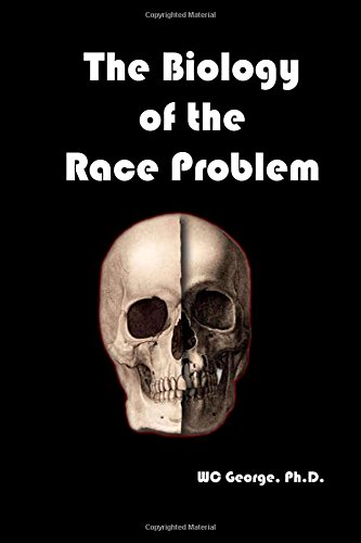 The Biology Of The Race Problem