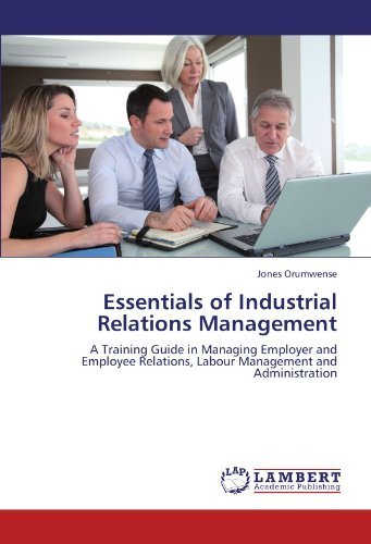 employer and employee relations The employment relationship is the legal link between employers and employees it exists when a person performs work or services under certain conditions in return for remuneration it is through the employment relationship, however defined, that reciprocal rights and obligations are created between the employee and the employer.