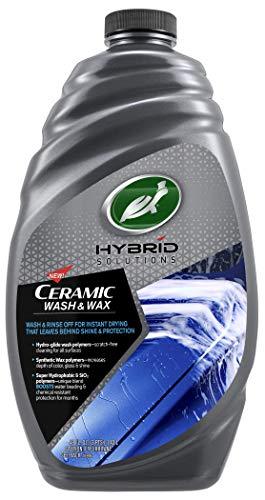Turtle Wax 53411 Hybrid Solutions Ceramic Wash and Wax-48 Fl Oz