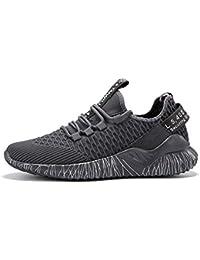 9f06fd70562394 tqgold Basket Homme Femme Chaussure de Sport Course Sneakers Running  Fitness Tennis Mode Basses