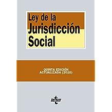 Ley De La Jurisdicción Social (Derecho - Biblioteca De Textos Legales)