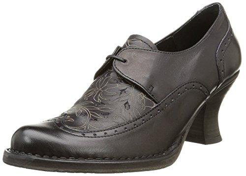 Neosens - 844 Rococo, Sandalo Con Tacco da donna Negro