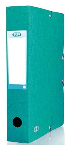 Cajón archivador Elba elástico archivo cartón prensado