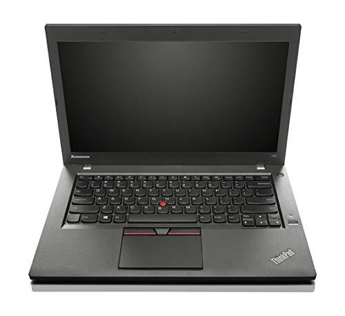 """Lenovo ThinkPad T450 - 20BUS1K50X - Intel Core i5-5300U, RAM 4 GB, 256 GB SSD, 14"""" HD Screen, Win 8.1 Pro, Italian"""