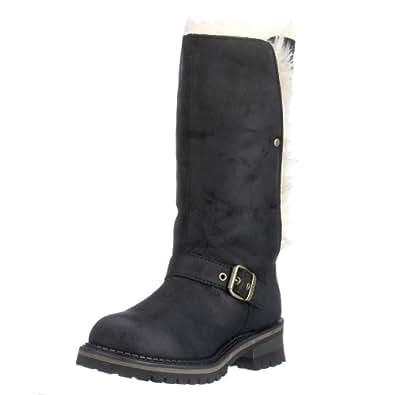 CAT Footwear Women's Mardy Fur Black P303792 4 UK