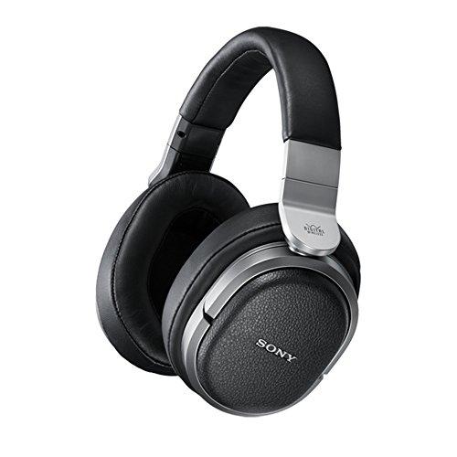 Sony MDR-HW700DS Circum-aural Bandeau Noir, Gris - Casques (Circum-aural, Bandeau, sans Fil, 5-25000 Hz, 24 Ohm, Noir, Gris)