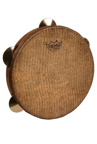 Remo PD-8110-81-012 10 x 1.75-Inch Capoeira Pandeiro