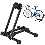 """COSTWAY Bicycle Stand with Portable & Foldable Design, Suitable for Parking 16""""- 29"""""""