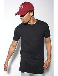 Tee Shirt Long Oversize Continental EP03 Noir