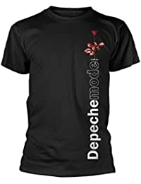 Depeche Mode 'Violator Side Rose' T-Shirt