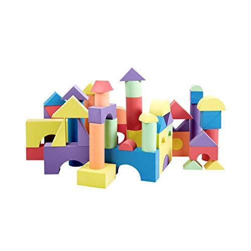 Intellectual Para Construcción Pieces Niños Toystamaño50 5 De Large Bloques Liufs Sponge Soft Espuma Spelling Education Cm Juguete Early Y76yvbfg