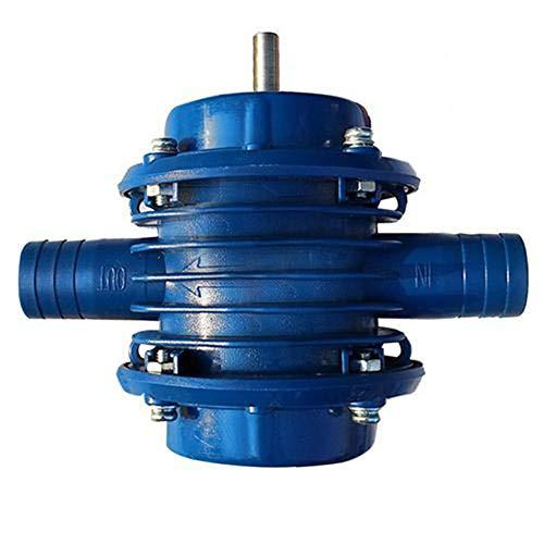 Augneveres Handbohrpumpe Miniatur selbstansaugende Pumpe Selbstansaugende Kreiselpumpe Tragbare Kreiselpumpe Anti-Korrosions-Handbohrmaschine Tauchpumpe Pumpe leistungsstark