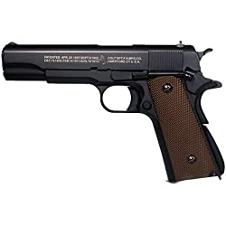 ASG Airsoft SOFTAIR0.5 Joule Colt M1911A1 Anniversary Full Metal 180512 - CYBERGUN