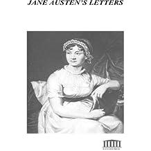 1: Jane Austen's Letters