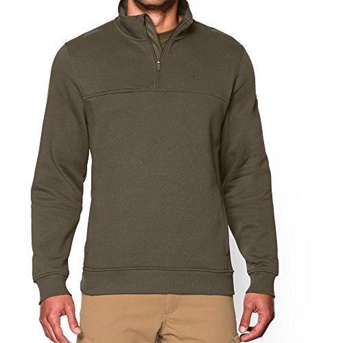 Under Armour Herren Storm Tactical Job Fleece, Herren, Marine OD Green (Marine Armour Under)
