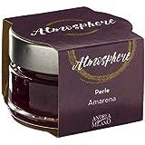 Perle di Aceto ATMOSPHERE con 13% di succo d'Amarena marchio Andrea Milano aromatizzate all'amarena - 50 g